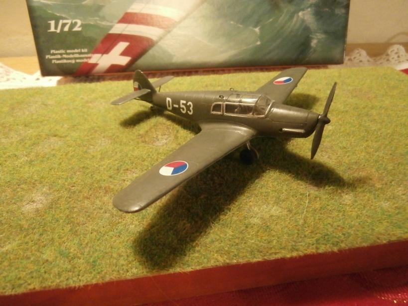 Messerschmitt Me-108 Taifun 111