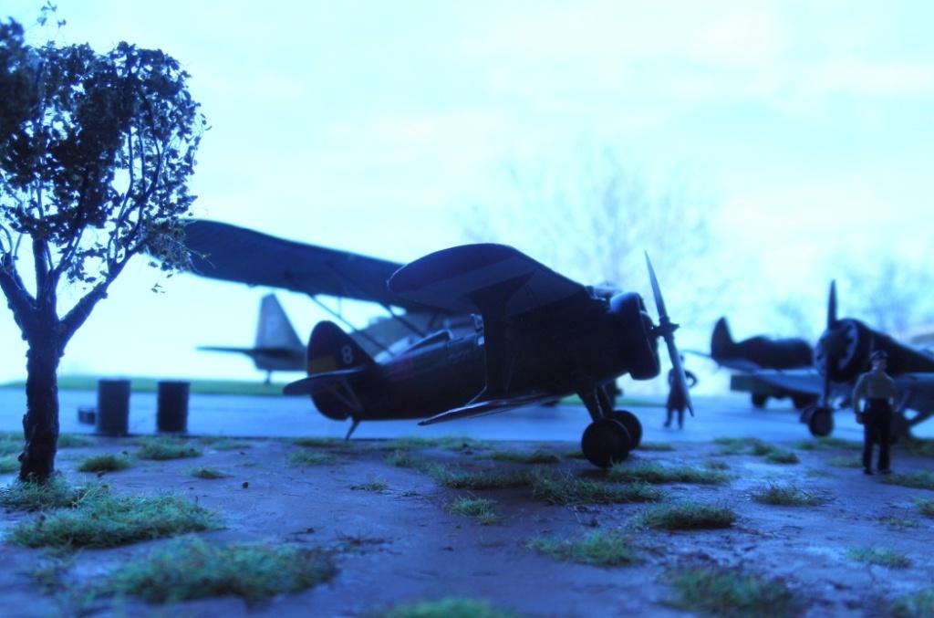 Galerija: Jan Ferak i republikanski avioni španjolskog građanskog rata 2011