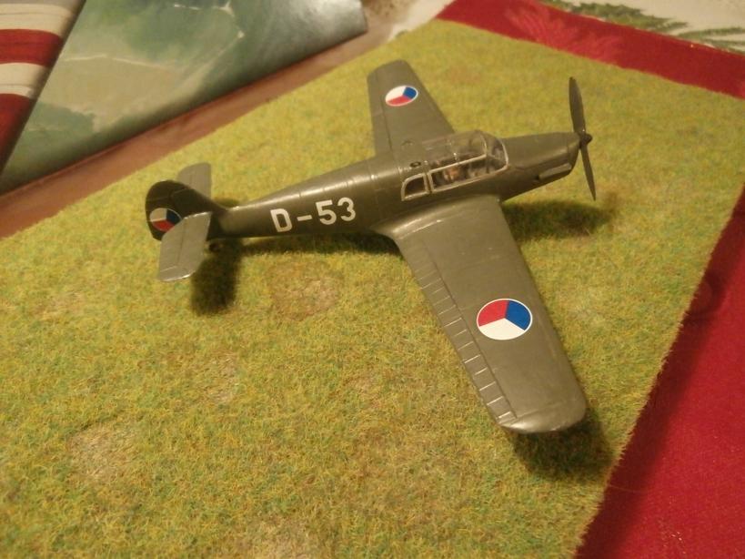 Messerschmitt Me-108 Taifun 212