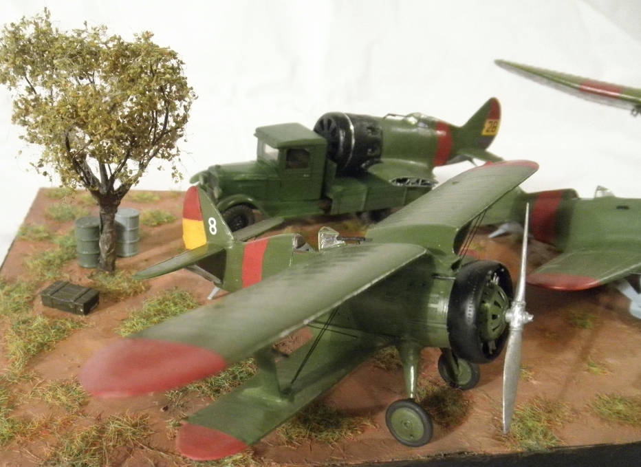 Galerija: Jan Ferak i republikanski avioni španjolskog građanskog rata 2311