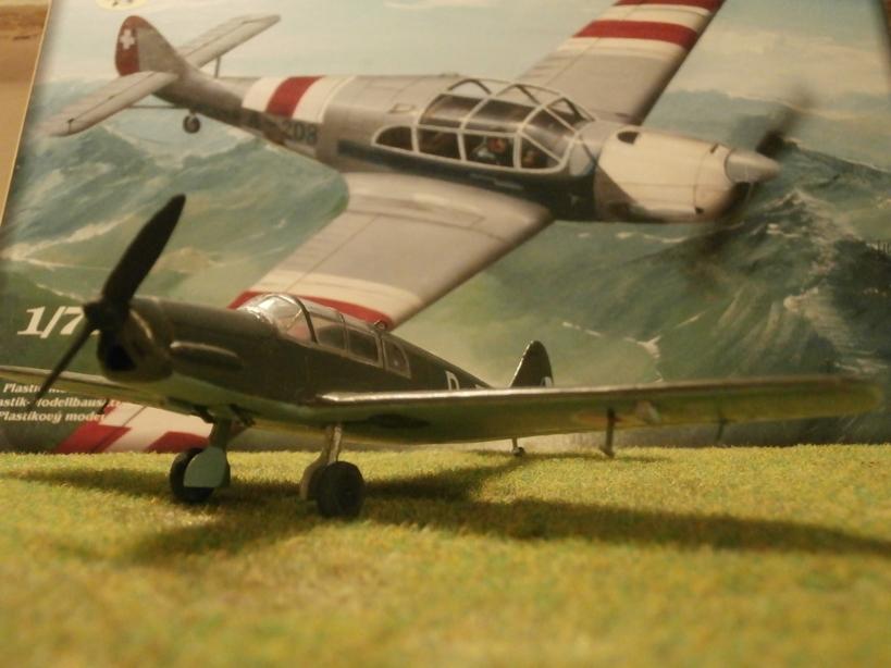 Messerschmitt Me-108 Taifun 312