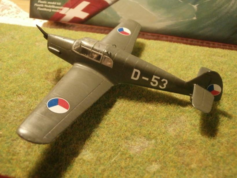 Messerschmitt Me-108 Taifun 411