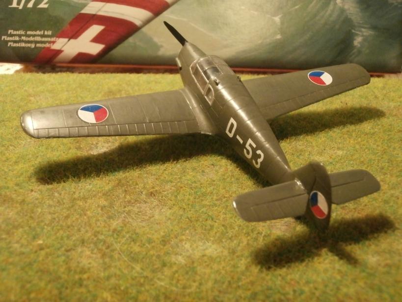 Messerschmitt Me-108 Taifun 511