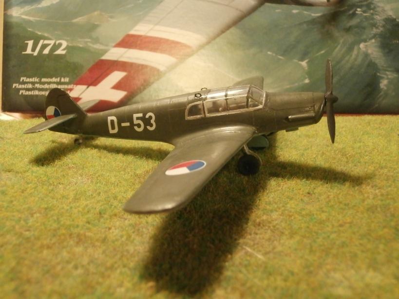 Messerschmitt Me-108 Taifun 711