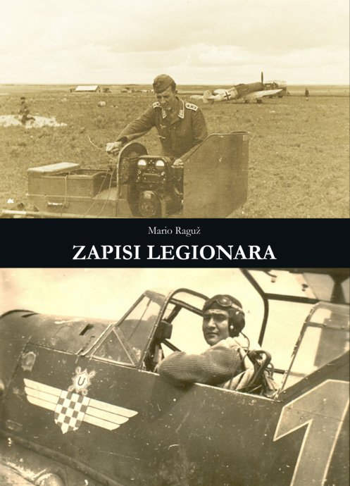 "Knjiga ""Zapisi legionara"" Knjiga10"