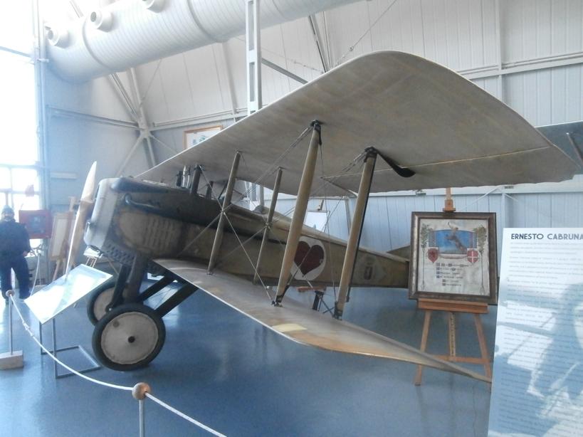 Talijanski zrakoplovni muzej kod Rima P1051213