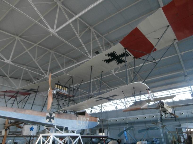 Talijanski zrakoplovni muzej kod Rima P1051214