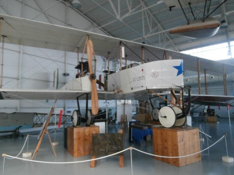 Talijanski zrakoplovni muzej kod Rima P1051310