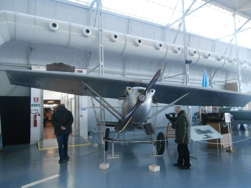 Talijanski zrakoplovni muzej kod Rima P1051311