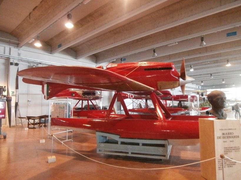 Talijanski zrakoplovni muzej kod Rima P1051412