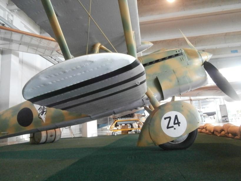 Talijanski zrakoplovni muzej kod Rima P1051511