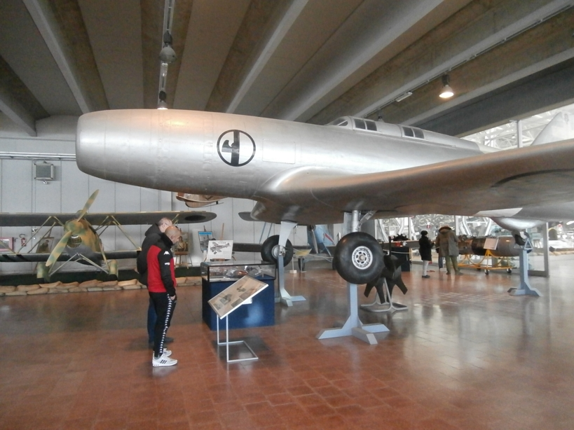 Talijanski zrakoplovni muzej kod Rima P1051512