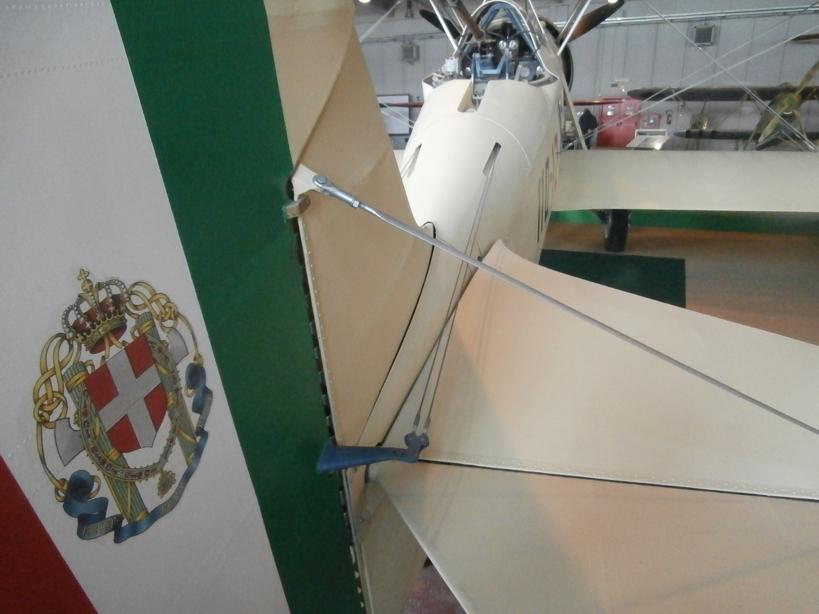Talijanski zrakoplovni muzej kod Rima P1051513