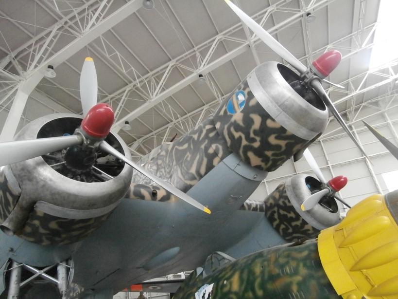 Talijanski zrakoplovni muzej kod Rima P1051710