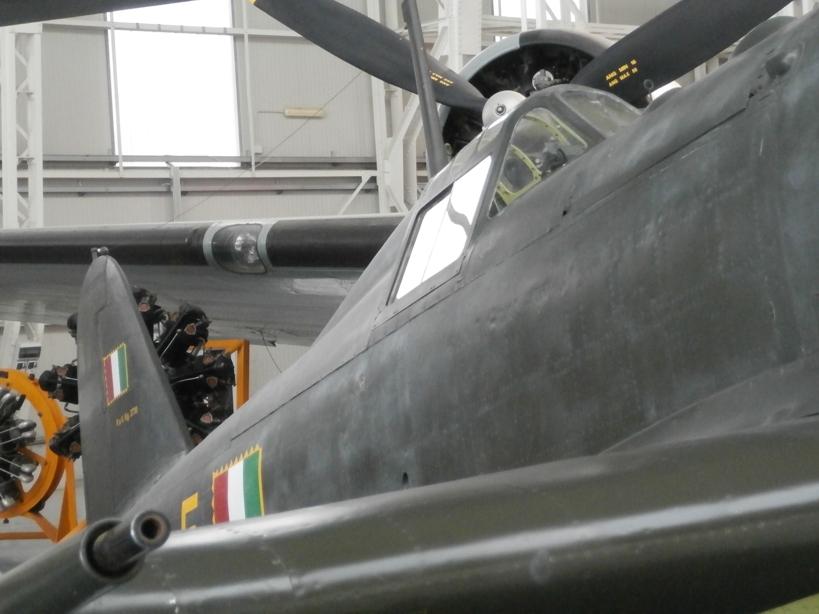 Talijanski zrakoplovni muzej kod Rima P1051711