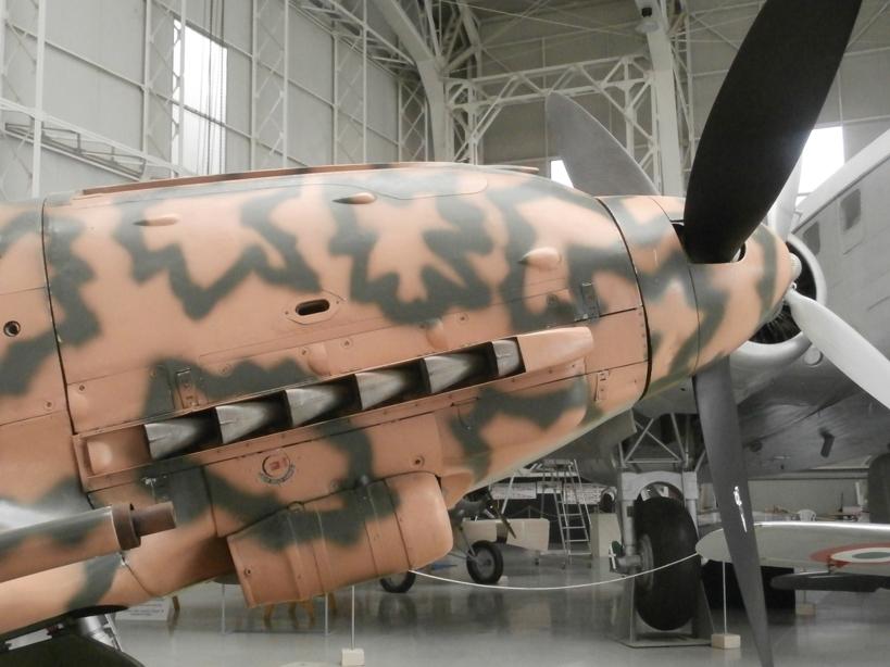 Talijanski zrakoplovni muzej kod Rima P1051712