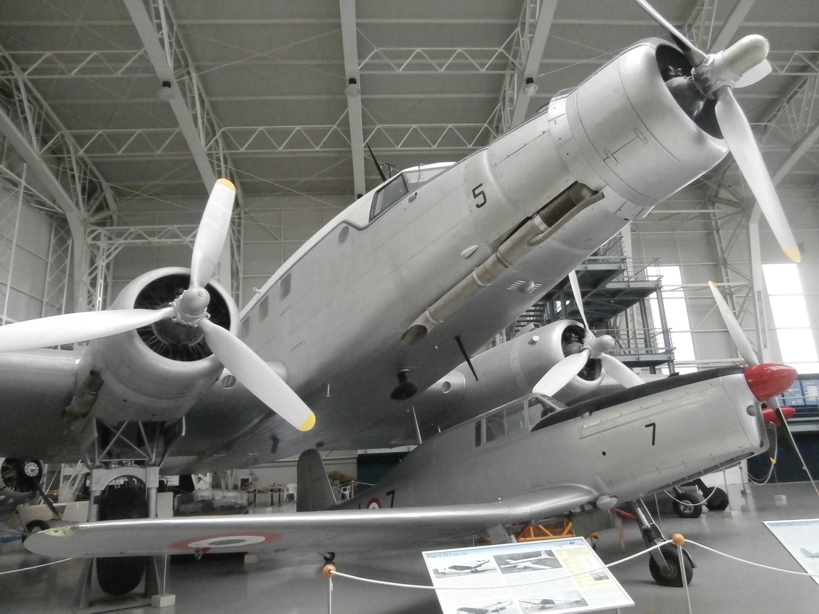 Talijanski zrakoplovni muzej kod Rima P1051810