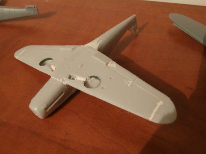 Avia S-199/ Avia CS-199 1/72 P5022310