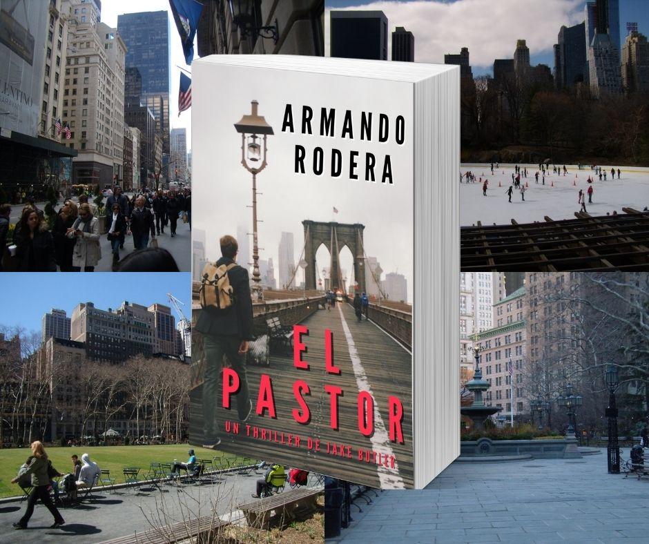 """""""El Pastor"""": lanzamiento de mi nuevo thriller en Amazon Post_f10"""