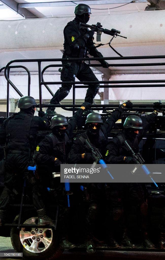Moroccan Special Forces/Forces spéciales marocaines  :Videos et Photos : BCIJ, Gendarmerie Royale ,  - Page 15 10427816