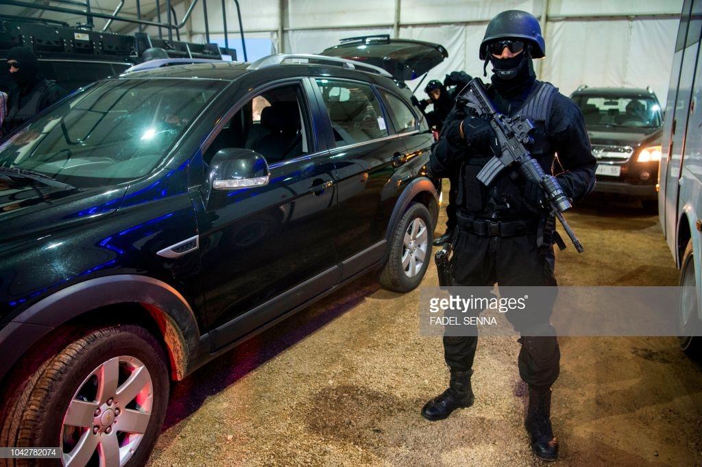Moroccan Special Forces/Forces spéciales marocaines  :Videos et Photos : BCIJ, Gendarmerie Royale ,  - Page 15 10427817