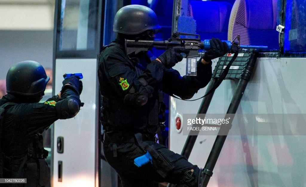 Moroccan Special Forces/Forces spéciales marocaines  :Videos et Photos : BCIJ, Gendarmerie Royale ,  - Page 15 10427818