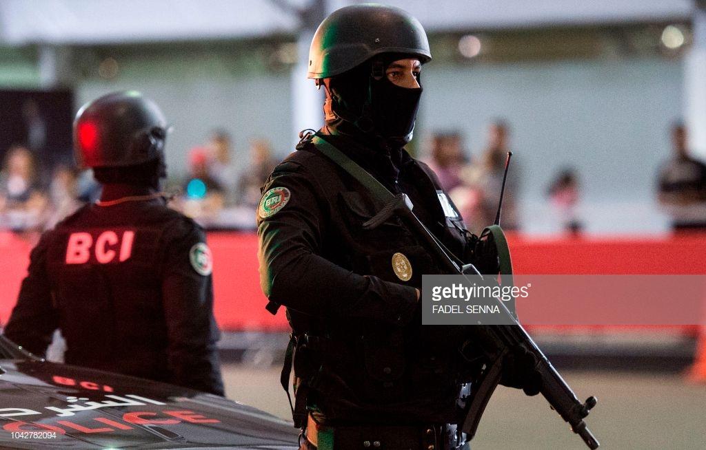 Moroccan Special Forces/Forces spéciales marocaines  :Videos et Photos : BCIJ, Gendarmerie Royale ,  - Page 15 10427821