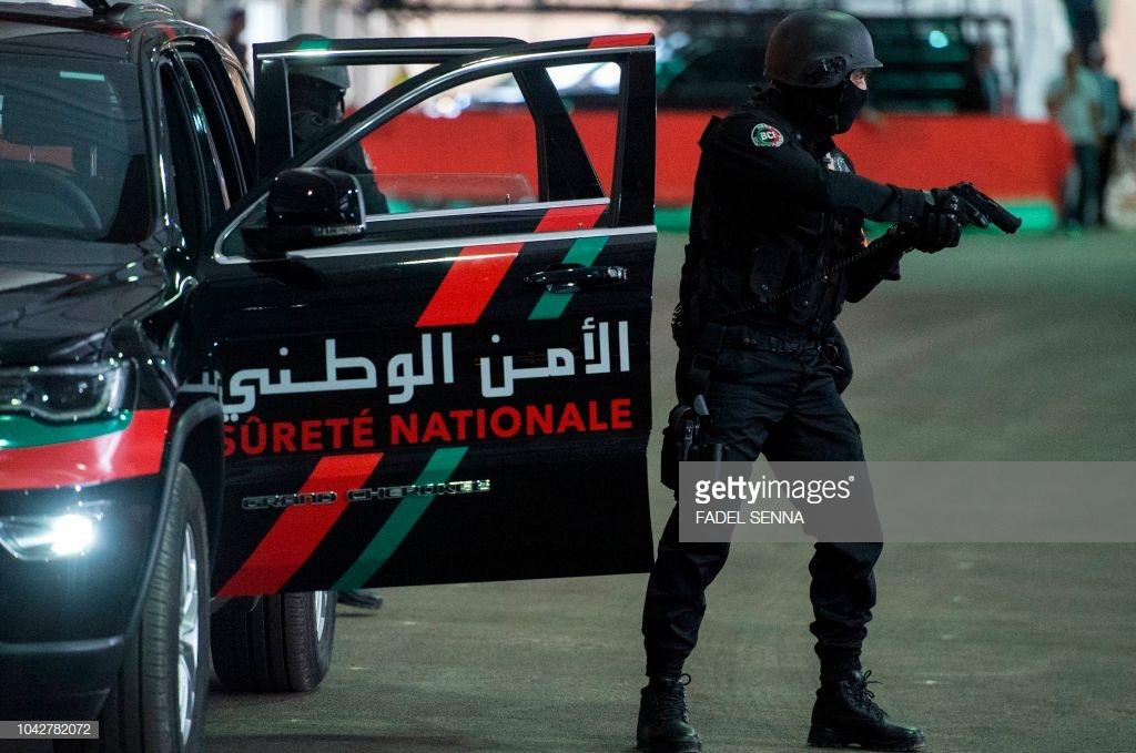 Moroccan Special Forces/Forces spéciales marocaines  :Videos et Photos : BCIJ, Gendarmerie Royale ,  - Page 15 10427822