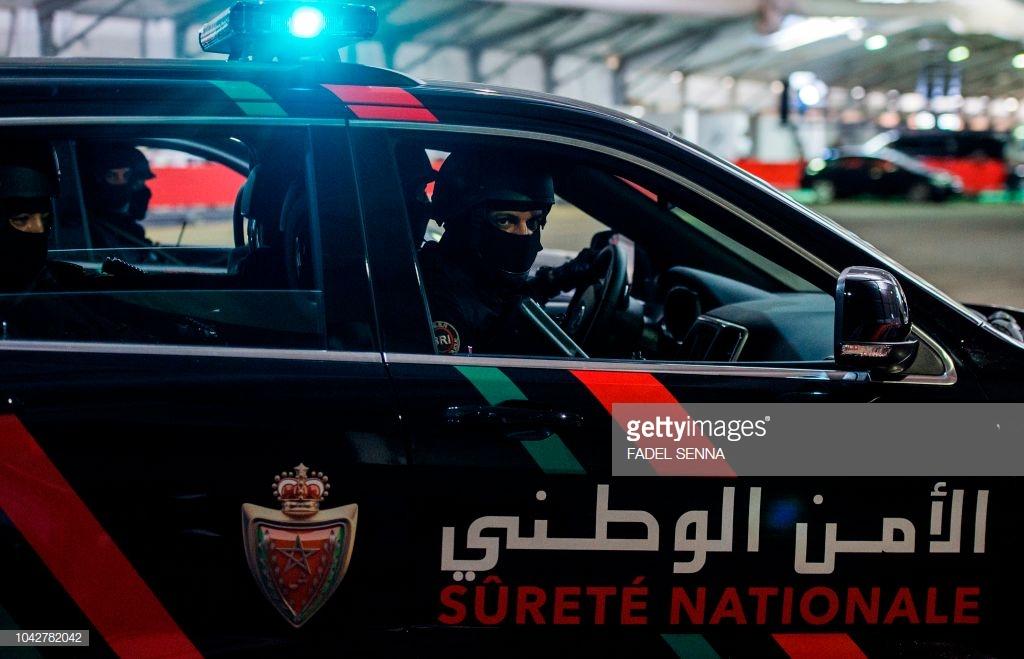 Moroccan Special Forces/Forces spéciales marocaines  :Videos et Photos : BCIJ, Gendarmerie Royale ,  - Page 15 10427823