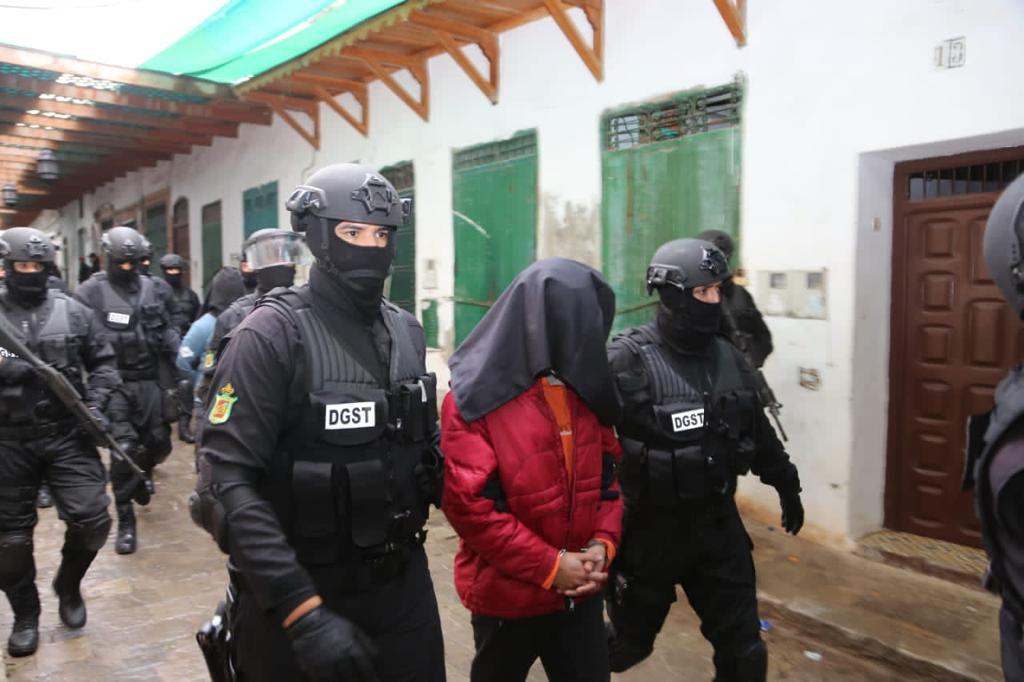 BCIJ (Bureau Central d'Investigations Judiciaires) .... FBI Marocain - Page 25 12914110