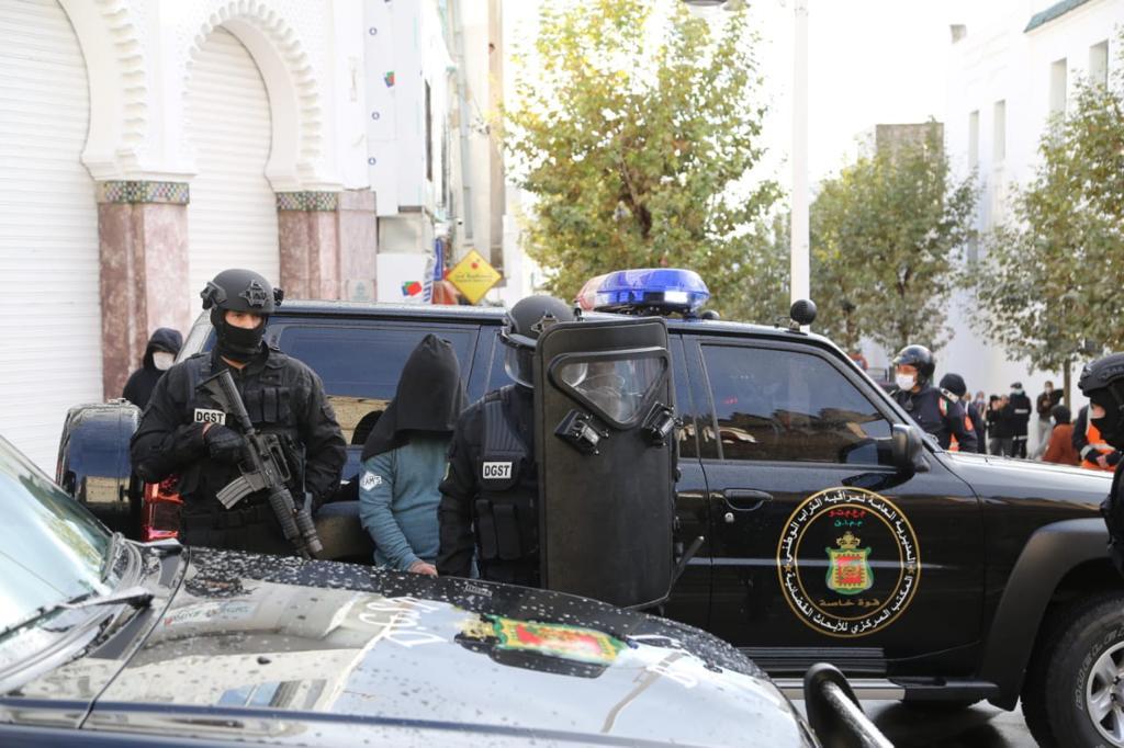 BCIJ (Bureau Central d'Investigations Judiciaires) .... FBI Marocain - Page 25 12954110