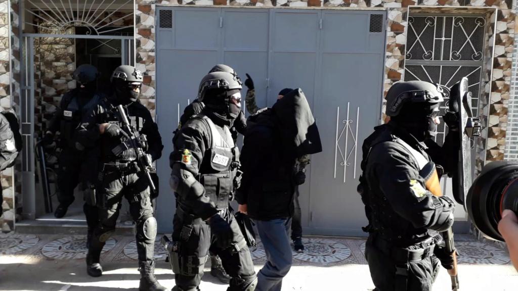 BCIJ (Bureau Central d'Investigations Judiciaires) .... FBI Marocain - Page 26 16459110
