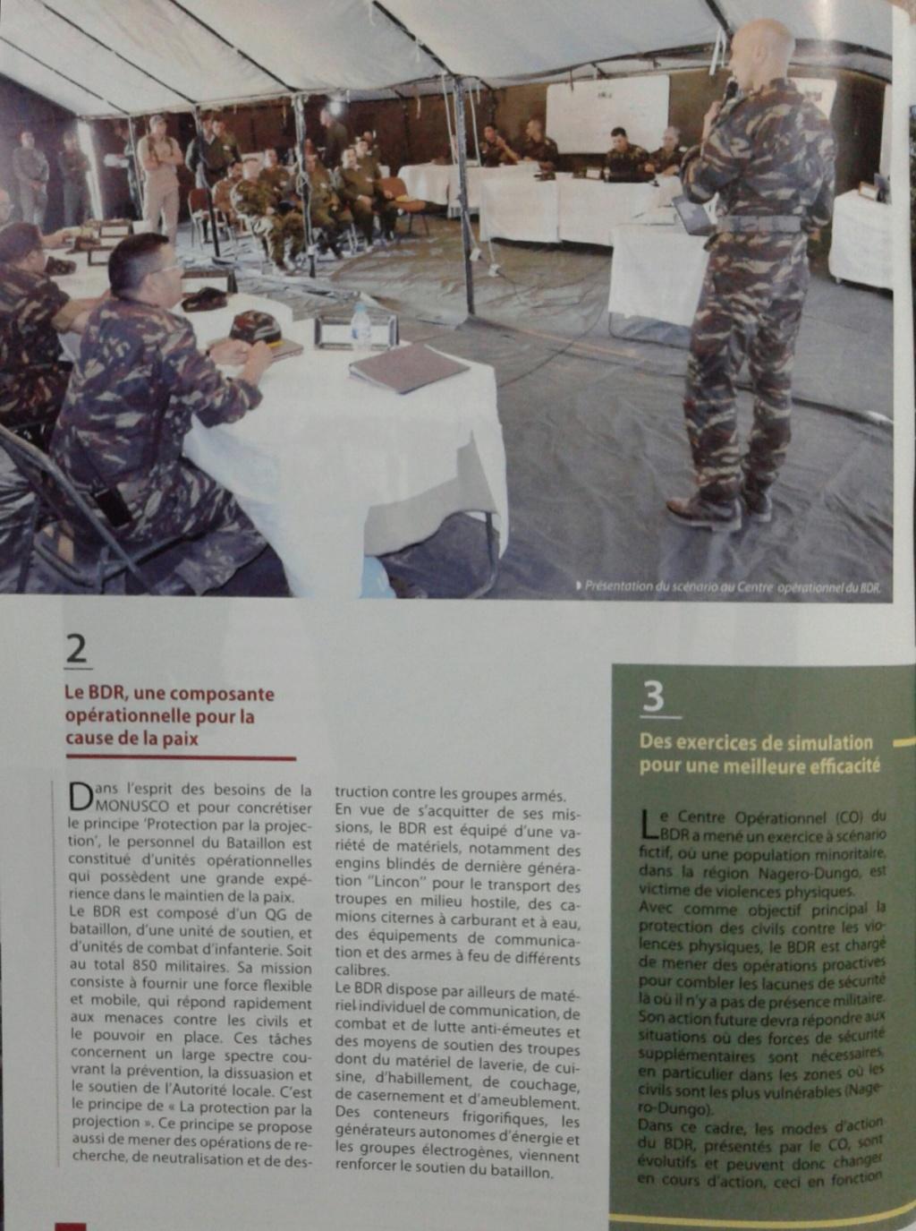 Bataillon de déploiement rapide BDR 20181112