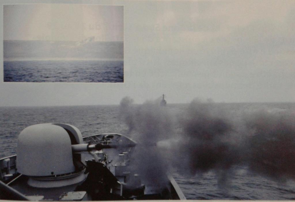 PASSEX 18 - USS ROSS (DDG71) et RMN Tarik Ben Ziyad (613) 20181126