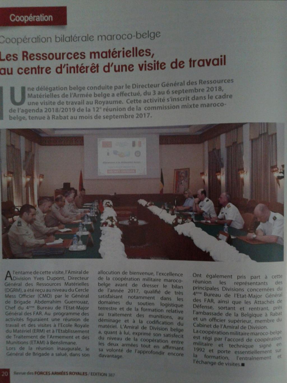 Coopération militaire Maroc-Belgique - Page 2 20181132
