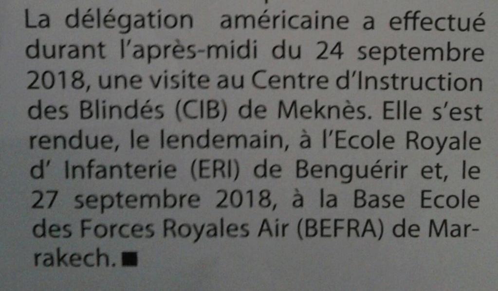 Cooperation militaire avec les USA - Page 6 20181134