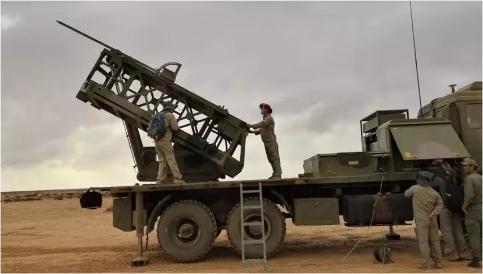 Sky Dragon 50 GAS2 Medium-Range Surface-to-Air defense missile 20181210