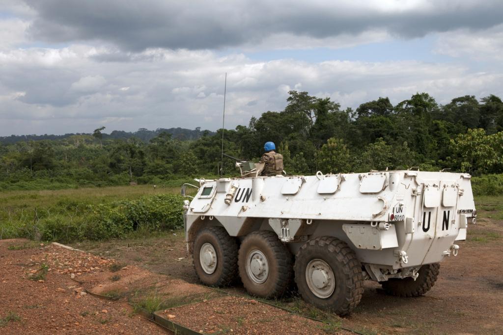 Maintien de la paix dans le monde - Les FAR en République Centrafricaine - RCA (MINUSCA) - Page 17 43729410
