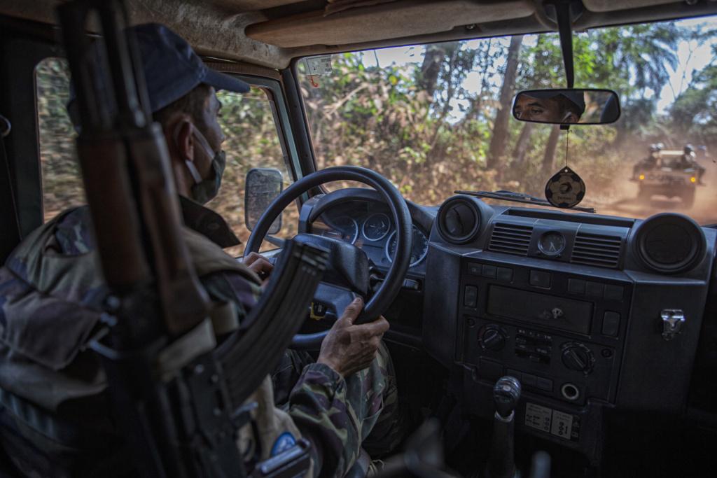 Maintien de la paix dans le monde - Les FAR en République Centrafricaine - RCA (MINUSCA) - Page 20 50904212