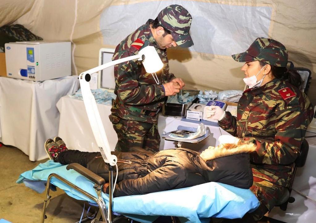 Hôpitaux de Campagne des FAR / Moroccan Field Hospitals - Page 4 61dac910