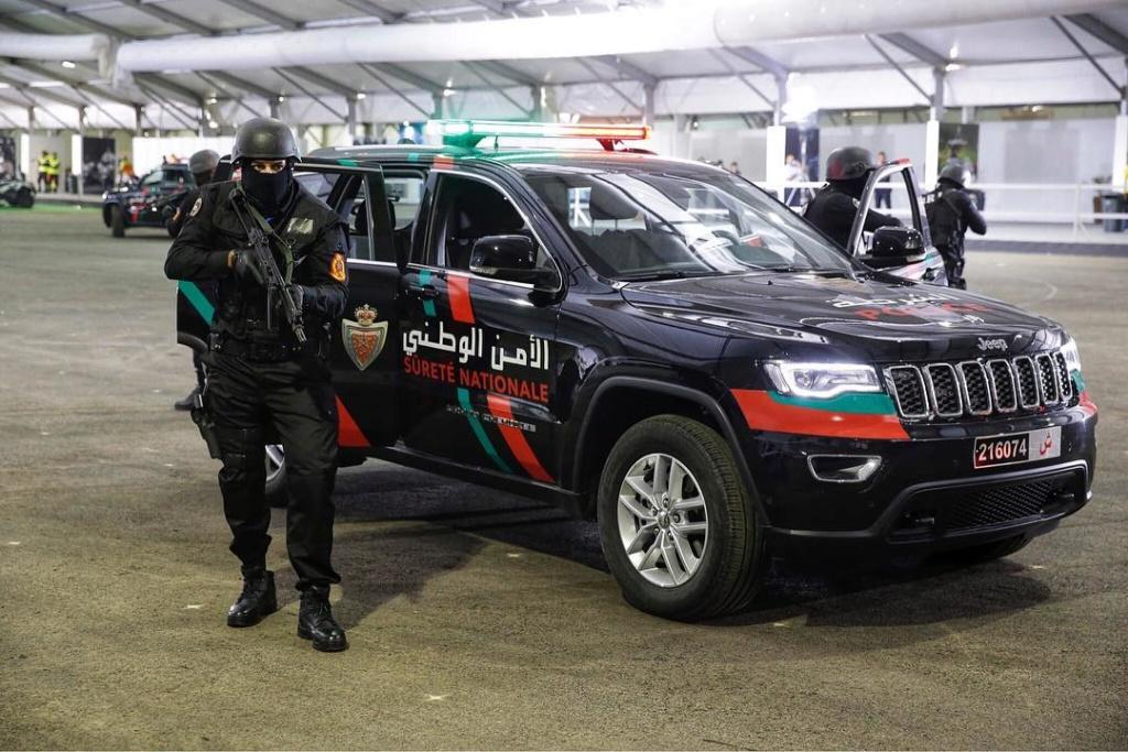 Moroccan Special Forces/Forces spéciales marocaines  :Videos et Photos : BCIJ, Gendarmerie Royale ,  - Page 14 Ac8ea710