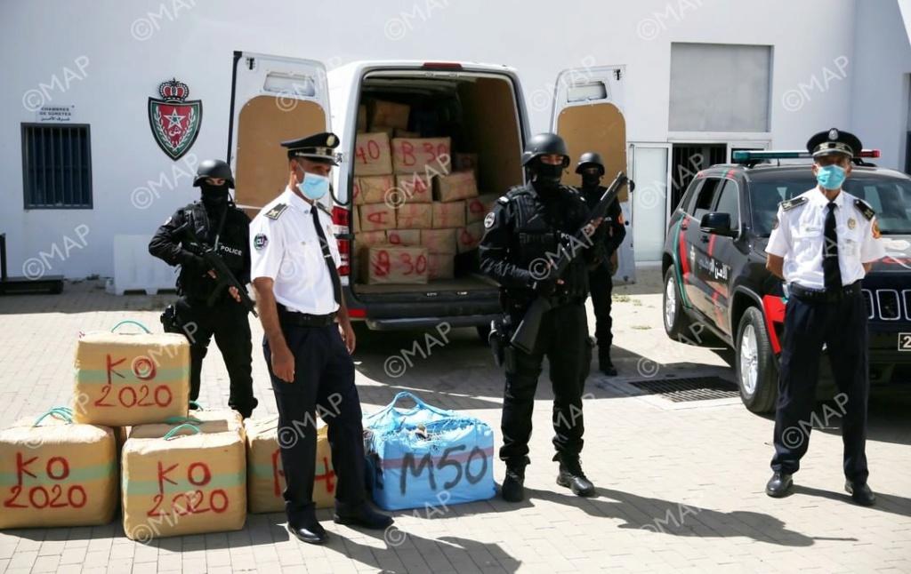 Moroccan Special Forces/Forces spéciales marocaines  :Videos et Photos : BCIJ, Gendarmerie Royale ,  - Page 17 Agence36