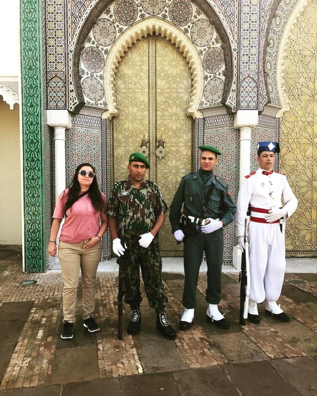 La Garde Royale Marocaine / Moroccan Royal Guard - Page 11 Annama10