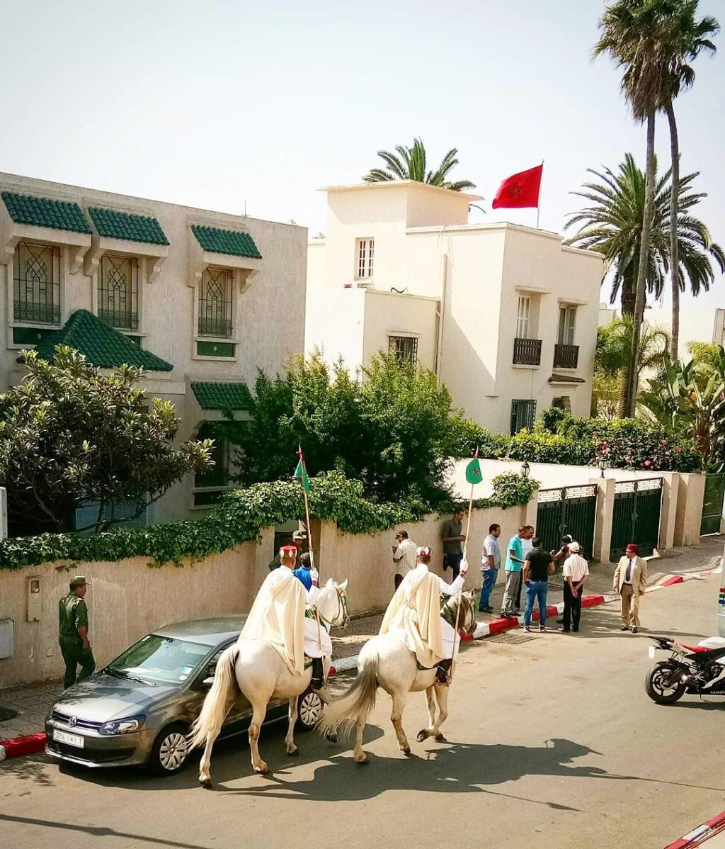 La Garde Royale Marocaine / Moroccan Royal Guard - Page 11 Asti_n10