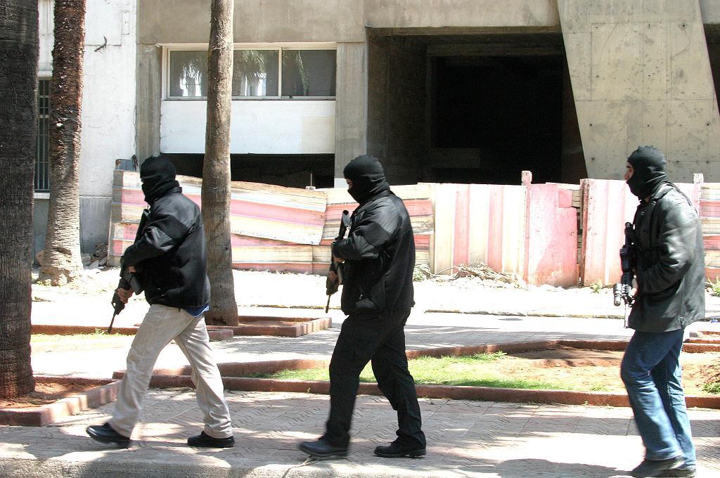 Moroccan Special Forces/Forces spéciales marocaines  :Videos et Photos : BCIJ, Gendarmerie Royale ,  - Page 20 Bcb02810