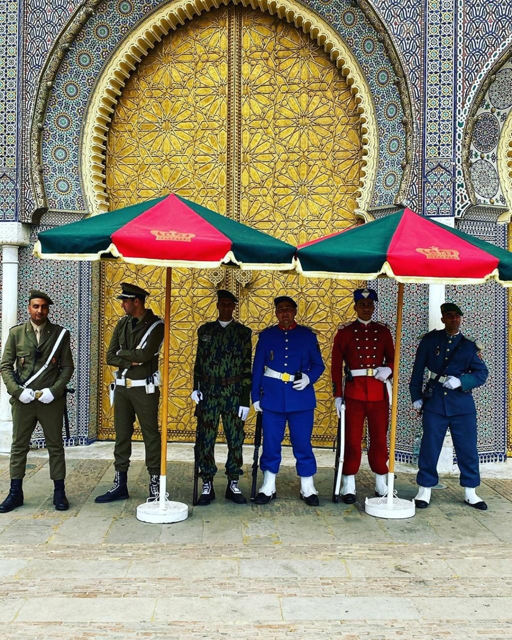La Garde Royale Marocaine / Moroccan Royal Guard - Page 11 Clum8810