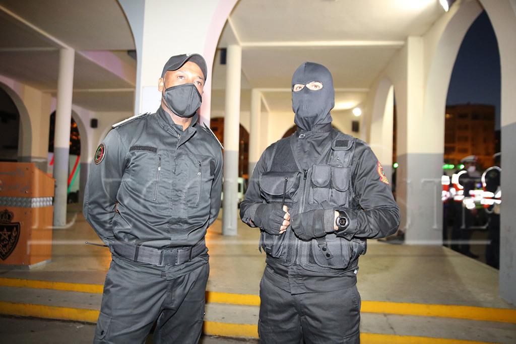 Moroccan Special Forces/Forces spéciales marocaines  :Videos et Photos : BCIJ, Gendarmerie Royale ,  - Page 19 Ctrl_p13
