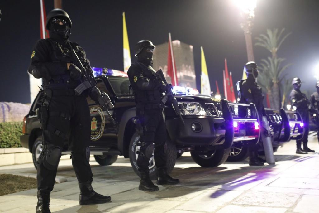 Moroccan Special Forces/Forces spéciales marocaines  :Videos et Photos : BCIJ, Gendarmerie Royale ,  - Page 15 D26cya10
