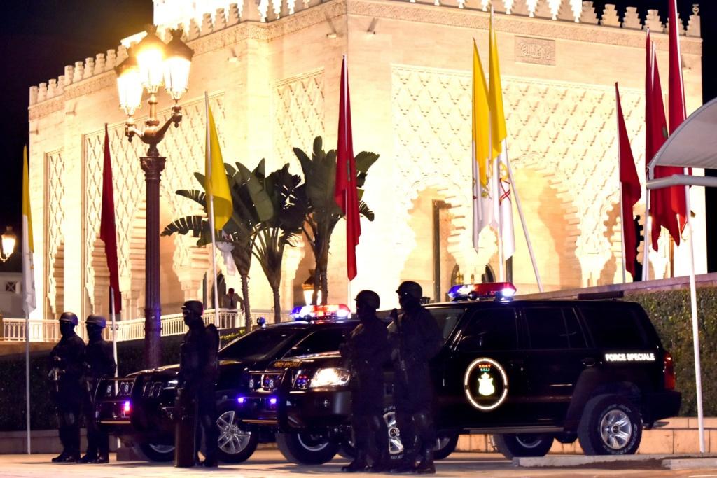 Moroccan Special Forces/Forces spéciales marocaines  :Videos et Photos : BCIJ, Gendarmerie Royale ,  - Page 15 D27gwr10