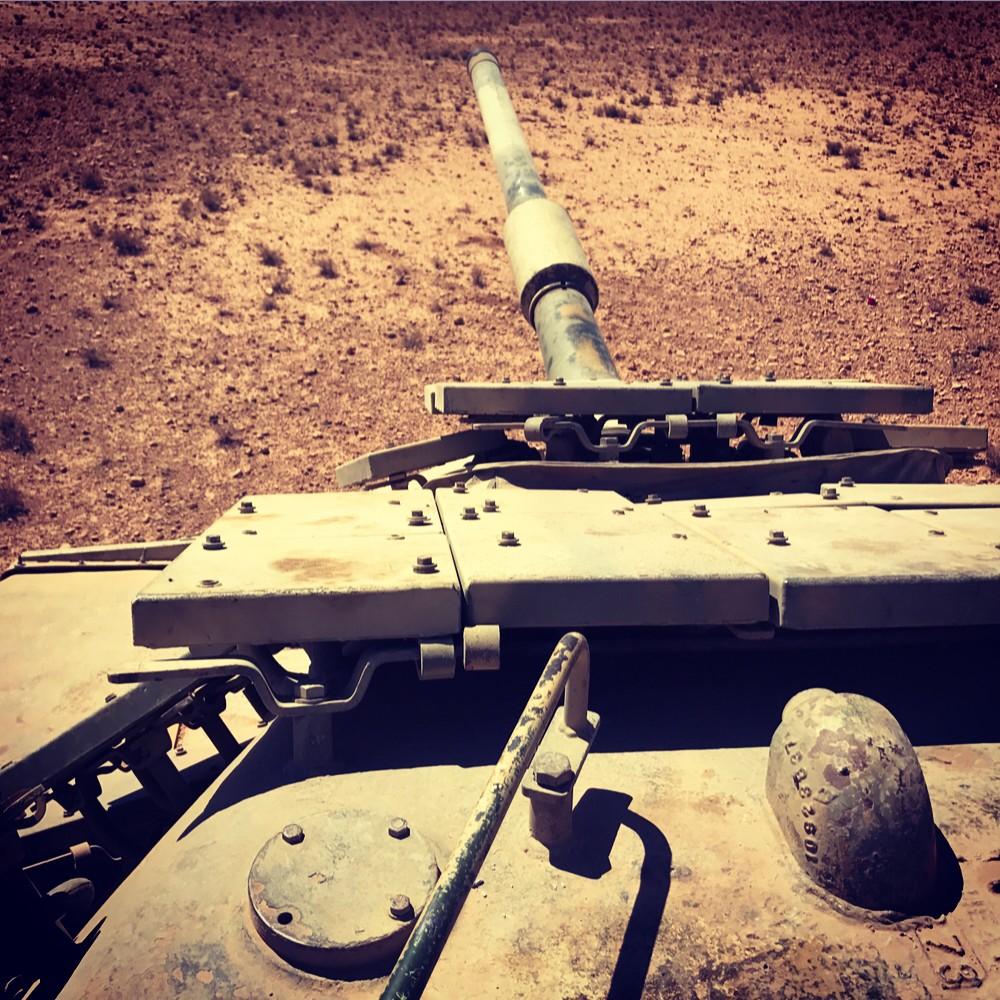 M60 Patton dans les FAR / Moroccan Army M60 Patton - Page 15 E56c3710